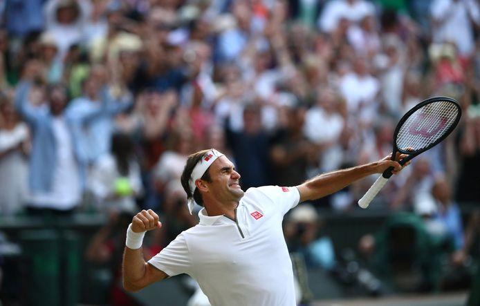 Roger Federer peut exulter: il a pris sa revanche contre son grand rival Rafael Nadal dans son jardin londonien.