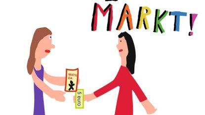 Kinderrommelmarkt in Reuzenhuis