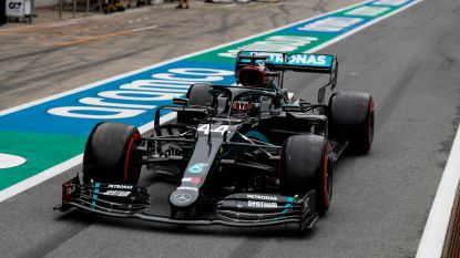 Klacht van Red Bull tegen stuursysteem van Mercedes afgewezen
