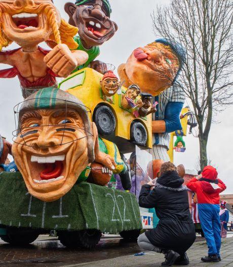 Ook in de gemeente Woensdrecht geen carnavalsoptochten
