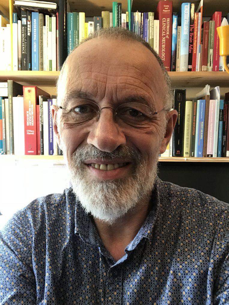 Henk Eilander: 'We moeten realistisch zijn in onze verwachtingen, maar we mogen ouders nooit in de steek laten.' Beeld