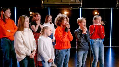 Dit waren de laatste knock outs van 'The Voice Kids'