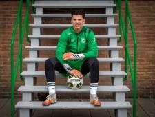 Baronie-doelman Van Butselaar heeft grote ambities: 'De droom om prof te worden is er nog'