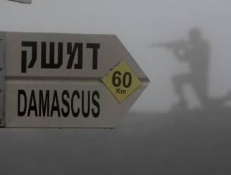 """Israël geeft onrechtstreeks luchtraid op Syrië toe en plant """"bufferzone"""""""