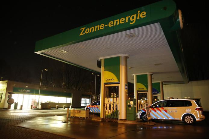 Overval BP tankstation Heerbaan Breda