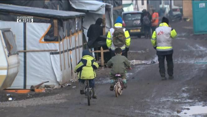 200 vluchtelingen onderschept aan kust