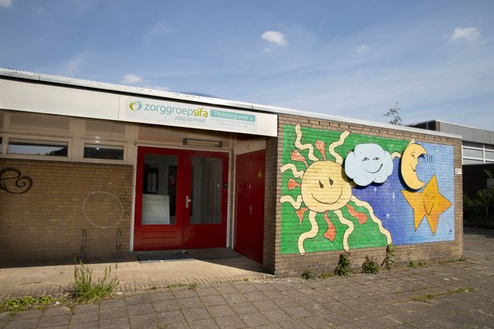 Het kantoor van Zorggroep Sifa in de Nijmeegse wijk Malvert.