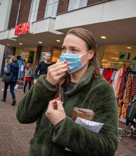 Gratis mondkapjes voor minima in Veenendaal
