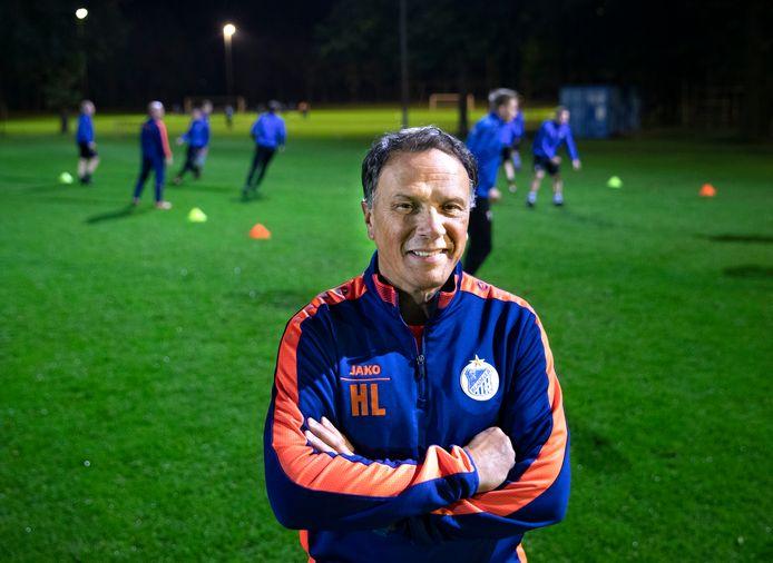 Harry la Vallette, trainer van Bladella in Bladel.