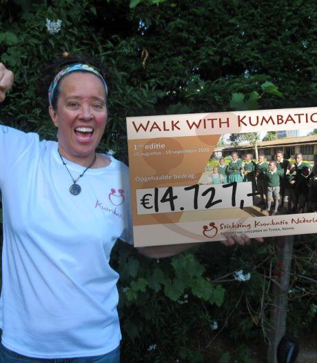 Kumbatio bestaat tien jaar en krijgt 15.000 euro