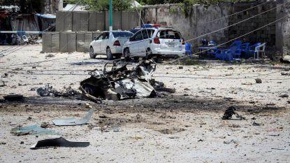 Minstens tien doden bij bomaanslag op overheidsgebouw Mogadishu