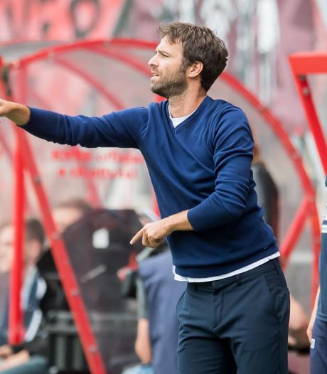 Garcia: 'Wie slaapt is zijn plekje kwijt bij FC Twente'