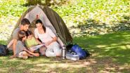 Campinggasten bestolen terwijl ze in tenten liggen te slapen