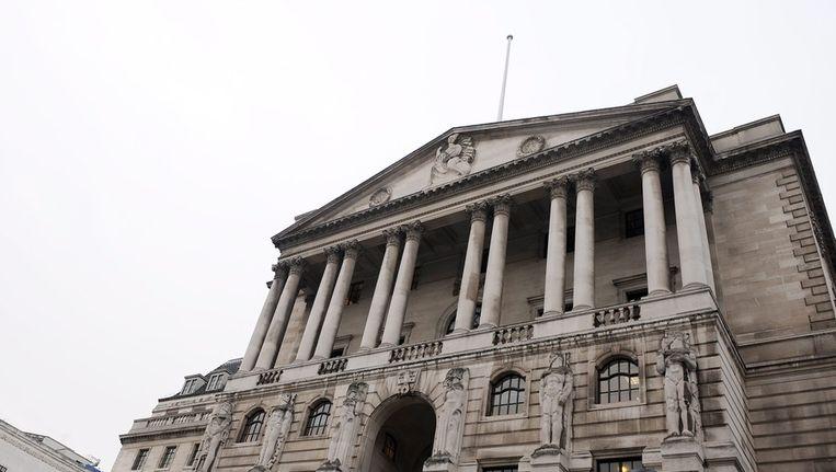 Bank of England in Londen Beeld ANP