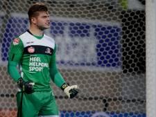Jubileum in stijl voor Van Gassel: Helmond Sport-goalie betaalt vertrouwen uit