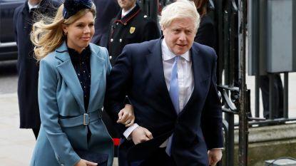 Boris Johnson is opnieuw vader geworden