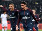 'Verdrietige' Mbappé en Cavani missen treffen met Real