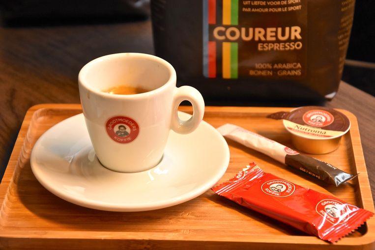 Het perfecte kopje koffie.