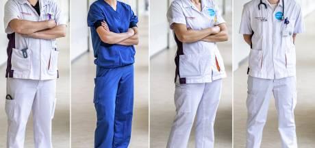 Guus, Irina, Fleurtje en Nick leggen vandaag hun werk in het ziekenhuis neer: 'Als wij fouten maken, kan er iemand doodgaan'