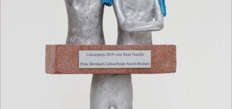 Eindhovens feestje voor kunstenaar René Daniëls