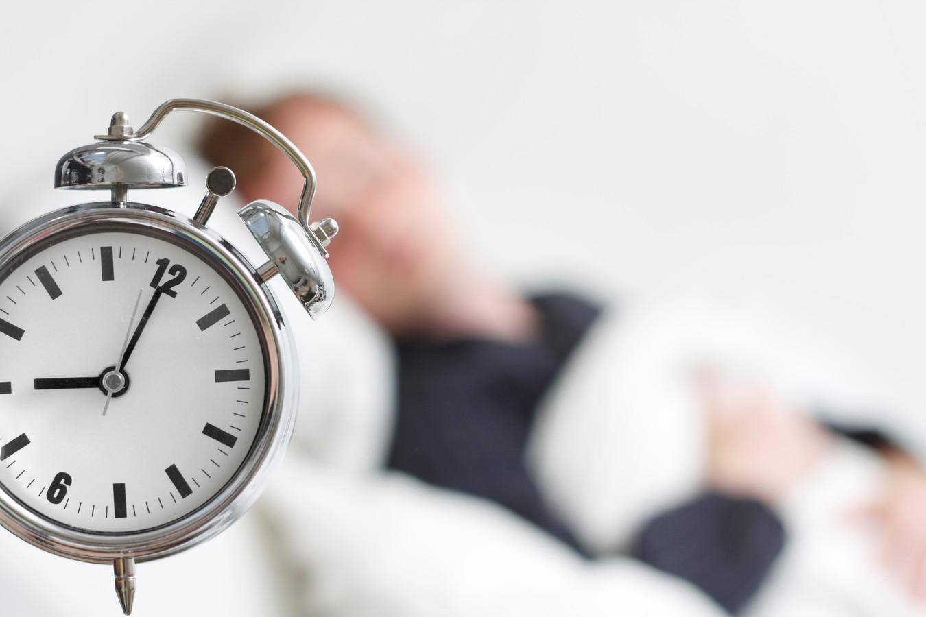 Foto ter illustratie. Het kan iedereen overkomen, maar wanneer maak je het te laat komen te bont en kun je er ook om ontslagen worden?