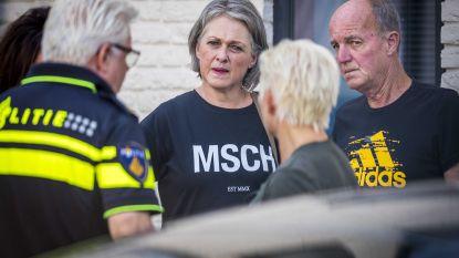 Moordenaar Nicky Verstappen zwijgt tijdens reconstructie