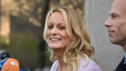 Bedrijf ex-advocaat Trump eist dat Stormy Daniels zwijggeld terugbetaalt