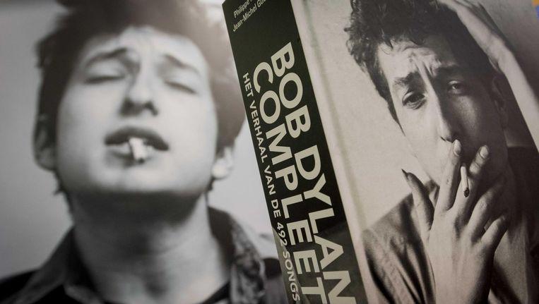Bob Dylan, Nobelprijswinnaar Beeld anp