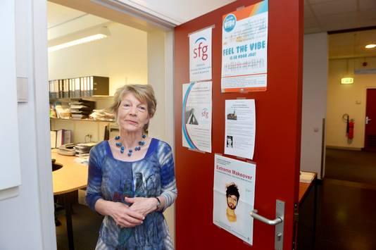 Toine Lagro-Janssen, hoofd Centrum Seksueel en Familiaal Geweld Nijmegen. foto Do Visser