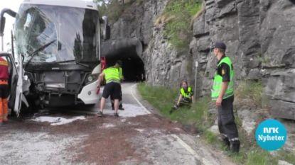Belgische vrouw nog steeds in levensgevaar na ongeval in Noorwegen