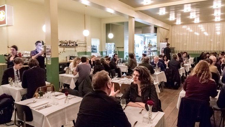 Café Modern Beeld Rink Hof