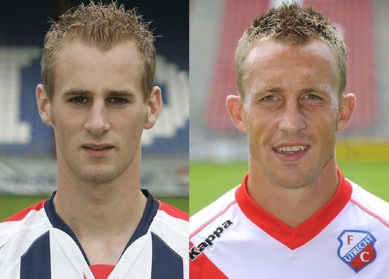 Frank van der Struijk en Tim Cornelisse. Beeld anp