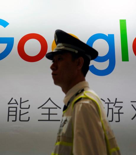Google furieus na uitlekken plan voor  gecensureerde Chinese zoekmachine