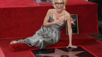 Gillian Anderson krijgt tegel op Walk of Fame