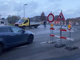 """Verkeerschaos aan kruispunt Appel door... corona: """"Mogelijk nog even verwarring, maar alle signalisatieborden staan er nu"""""""