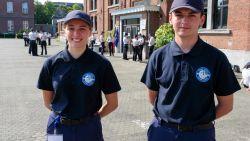 """Feline (14) 'op kamp' bij de Brusselse politie: """"Meestappen in 21 julidefilé was geweldig"""""""