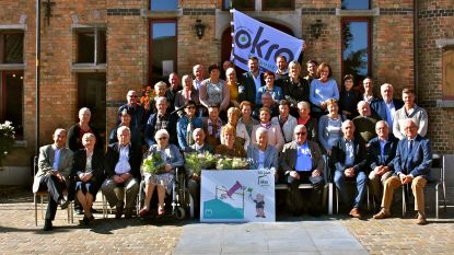 OKRA Nukerke viert vijftigste verjaardag