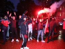 Meerdere arrestaties bij grimmig protest in Rotterdam: demonstratie lost zich op