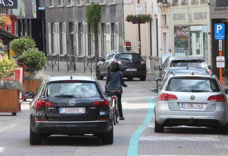 Het stadscentrum van Waregem krijgt fietsstraten en een uitbreiding van de zone 30.