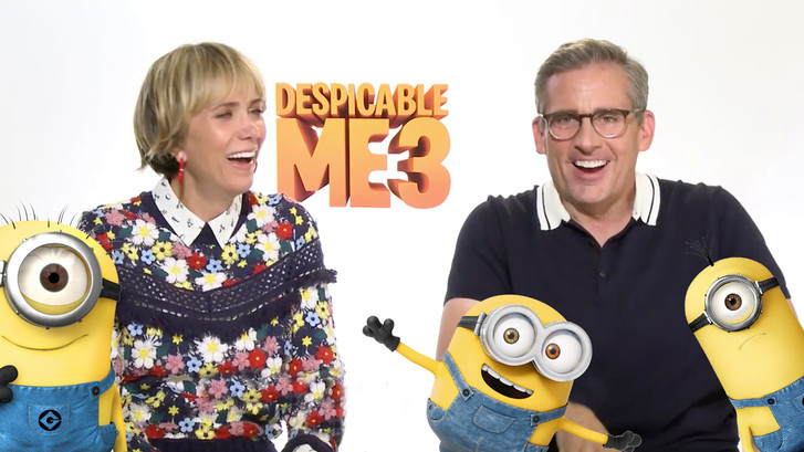 Steve Carell: Despicable Me 3 is nóg grappiger