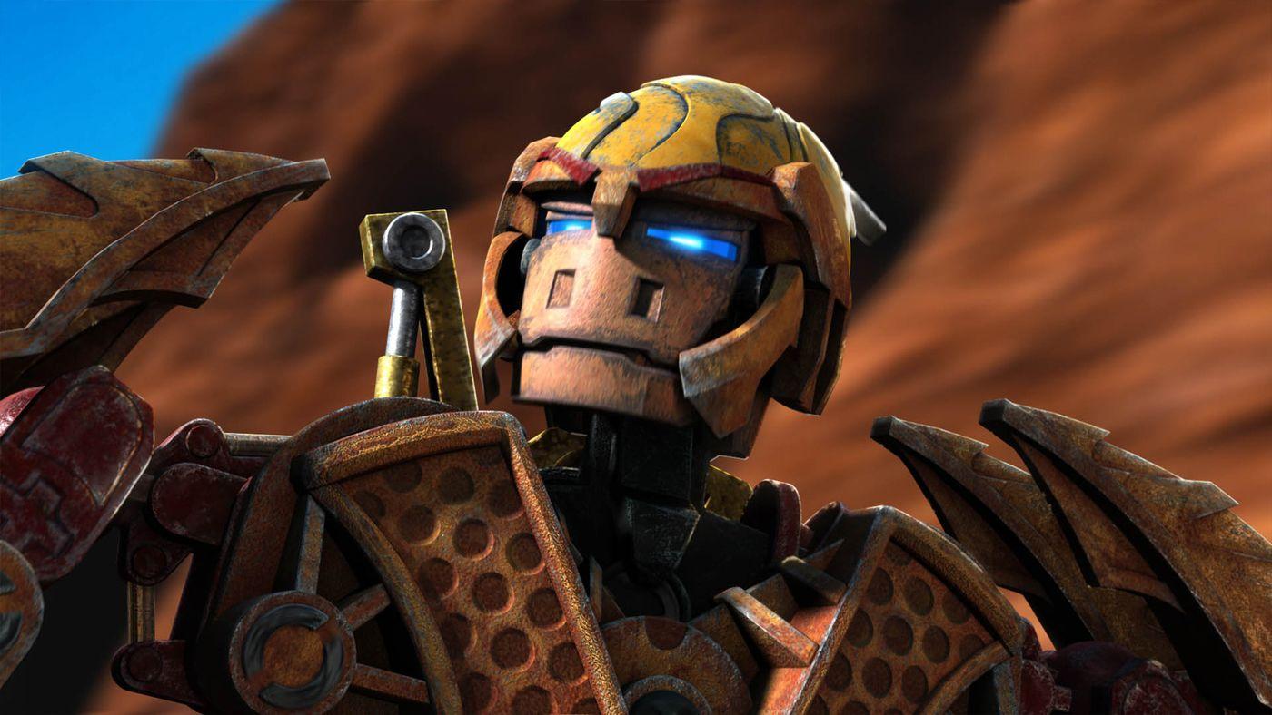 Bionicle: de Legende Herboren