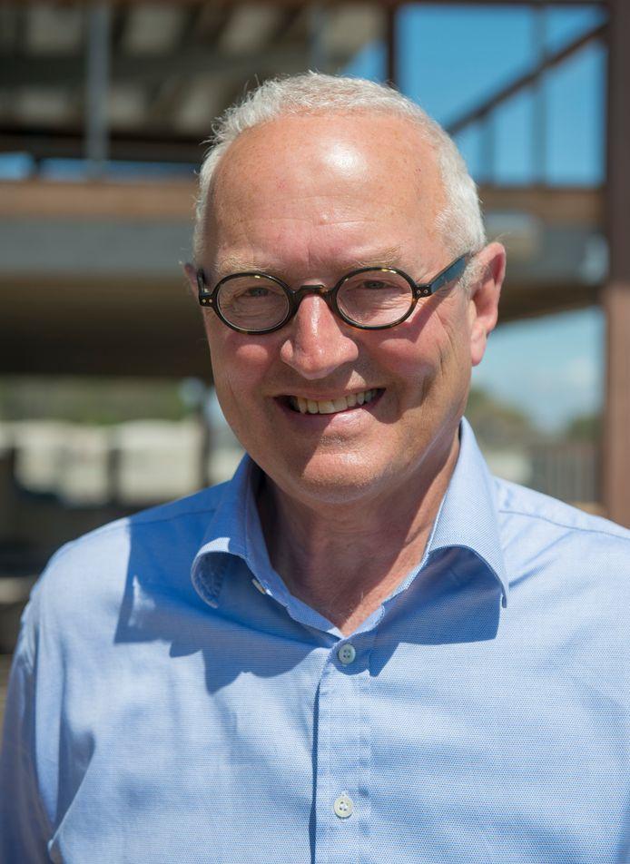 Architect en projectontwikkelaar Matthijs Zeelenberg, het brein achter Brouwerseiland, geeft zijn droom voor de Grevelingen nog niet op.