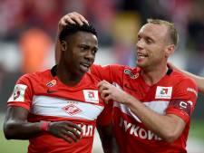 Spartak straft twee spelers voor liken Instagram-post
