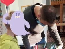 Livia viert verjaardag van overleden zoontje met bijzonder gebaar voor schoolgenootje