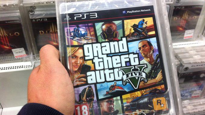 """Zelfrijdende wagens """"opgeleid"""" met 'Grand Theft Auto 5'"""