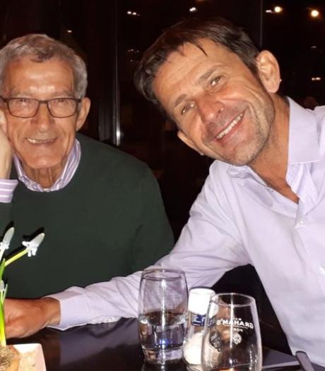 Arcade op uitvaart overleden vader Cornald Maas: Kon voor mij niet anders