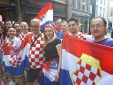Bij Eindhovense Kroaat Tomislav overheerst trots op het land dat hij verlaten heeft
