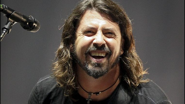 Foo Fighters-frontman Dave Grohl