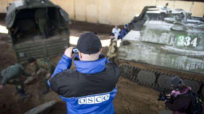 Bomexplosie nabij hoofdkwartier van OVSE in Oekraïne