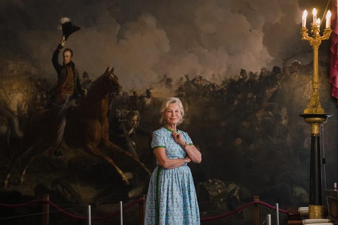 Maya Meijer: ,,Ons plan voor paleis Soestdijk heeft gewonnen omdat het een heel goed plan is.''